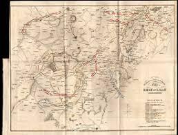 siege of lille war of succession antique prints maps