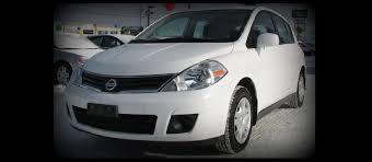nissan white car 2011 nissan versa white u2013 saskatoon carshare cooperative