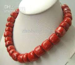 red big necklace images 2018 20 tibet real red coral big necklace from zhisheng158 35 18 jpg