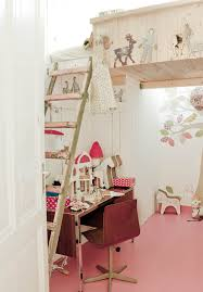 girls bedroom delectable picture of vintage girl bedroom girls bedroom delectable picture of vintage girl bedroom decoration using aged white wood ladder bunk bed including red bedroom chairs and tree colorful
