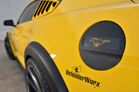 2010 Black Mustang Ford Mustang Accessories Defenderworx Home Page
