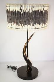 unique floor table and bedside lamps african furniture