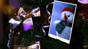 Christmas Tree Photo Gallery Project For After Effects Videohive Presentation Of The New Year After Effects Template Video