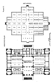 Centennial Hall Floor Plan Building Babel The 1876 International Exhibition At The