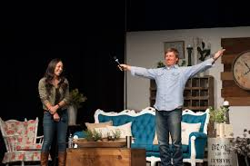 eco chic design conference with chip u0026 joanna gaines