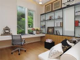 glass door wall beautiful glass door bookcase for modern style home design by john