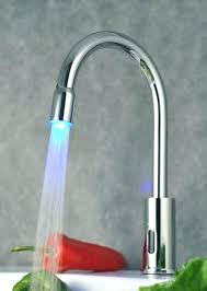 Touch Free Kitchen Faucet Touch Free Kitchen Faucet And With 35 Touch Free Kitchen Faucet
