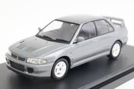 1 43 hpi racing model mitsubishi lancer evolution evo ii queens