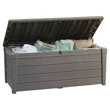 Patio Storage Ottoman Innovative Outdoor Storage Ottoman With Deck Boxes Patio Storage