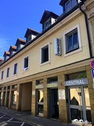 Bad Erlangen Zentral Gebettet Im Hotel Central Erlangen Reisefanten De