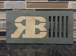 Decorative Vent Covers from Natural Stone