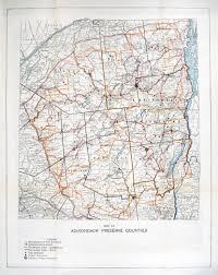 Map Of Spokane Washington Forest Rangers Archives