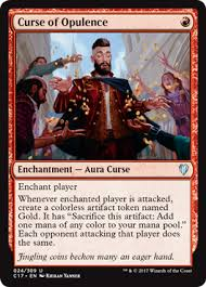 Meaning Of Opulence Magic The Gathering U2014commander 2017 Edition Release Notes