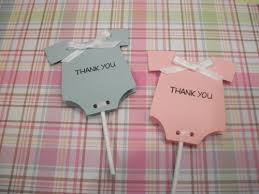 party favors for baby shower baby shower baby onesie thank you lollipop covers party favors