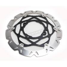 ebc kawasaki smx carbon look brake rotor kit smx6264 dirt bike