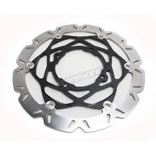 ebc kawasaki smx carbon look brake rotor kit smx6264 dirt bike