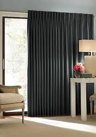 Blackout Patio Door Curtains Blackout Thermal Patio Door Curtain Panel 100 In X 84 In Belk