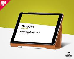 download ipad pro mockup free psd psddaddy com