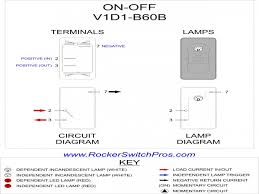 100 contura rocker switch wiring diagram understanding