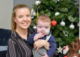 tot who survived seven heart attacks has battled back from the