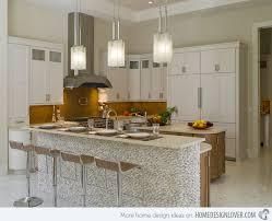lights for island kitchen 15 distinct kitchen island lighting ideas home design lover in