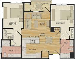 Small House Plans Indian Style Small 3 Bedroom House Plans Two Design Designs Pictures With