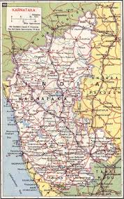 Mumbai Map Physical Map Of Karnataka U2022 Mapsof Net