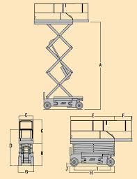 jlg 1930es scissor lift wiring diagram jlg wiring diagrams