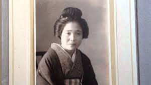 old japan photo nihongami old japan hair style youtube