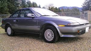 cheap toyota exclusive 1990 toyota corolla sr5 coupe for 1 500