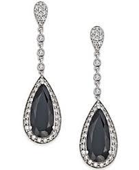 black onyx earrings onyx earrings macy s