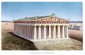 ad classics the parthenon ictinus and callicrates archdaily