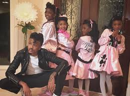 Danny Halloween Costume August Alsina Looked Cool Danny Grease