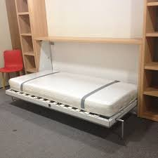 Wall Folding Bed Folding Horizontal Wall Beds Wall Beds With Storage Cabinet Modern