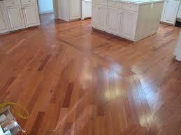 Laminate Flooring Door Trim Match Old And New Floor Hoffmann Hardwood Floors