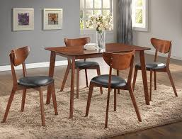 great walnut dining table rectangular shape solid wood and veneer full size of dining room amazing walnut dining table rectangular shape tapered legs design curved