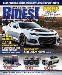 rides magazine august 17 2017 by stott media issuu