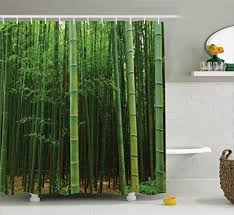 Curtain Vision 31 Best Bamboo Shower Curtain Images On Pinterest Bathroom
