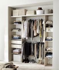 rangement armoire chambre dressing pas cher pour un rangement déco dans la chambre