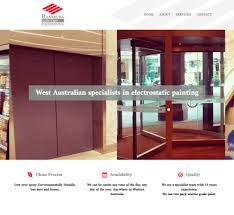 engineering website design u0026 build om4 perth