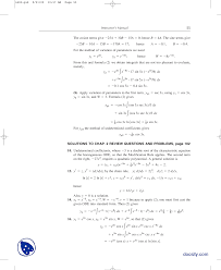 part 7 variation of parameters advanced engineering mathematics