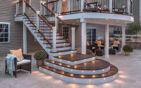Deck Stair Handrail Height Deck Stair Railing Height Very Good And Classy Deck Stairs U2013 New