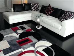 White And Black Area Rug Black And Grey Area Rugs White Black Area Rug Abstract