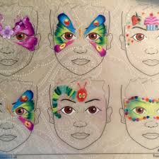 the very hungry caterpillar oopsie daisy face designs face