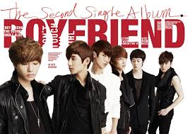 where to buy a photo album where to buy boyfriend s 2nd album boyfriend korean band