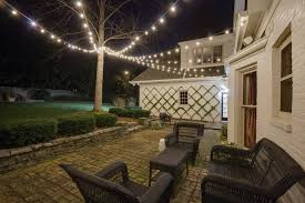 patio string lights outdoor string and festive lighting outdoor lighting perspectives