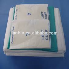 Drape Towel Mama Clean Hospital Baby Delivery Kit With Baby Towel And Drape
