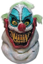 killer clown mask the clown mask scary killer klowns mask the