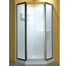 Euro Shower Doors by Custom Euro Frameless Neo Angle Shower Door American Standard