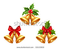 jingle bell vector christmas backgrounds download free vector